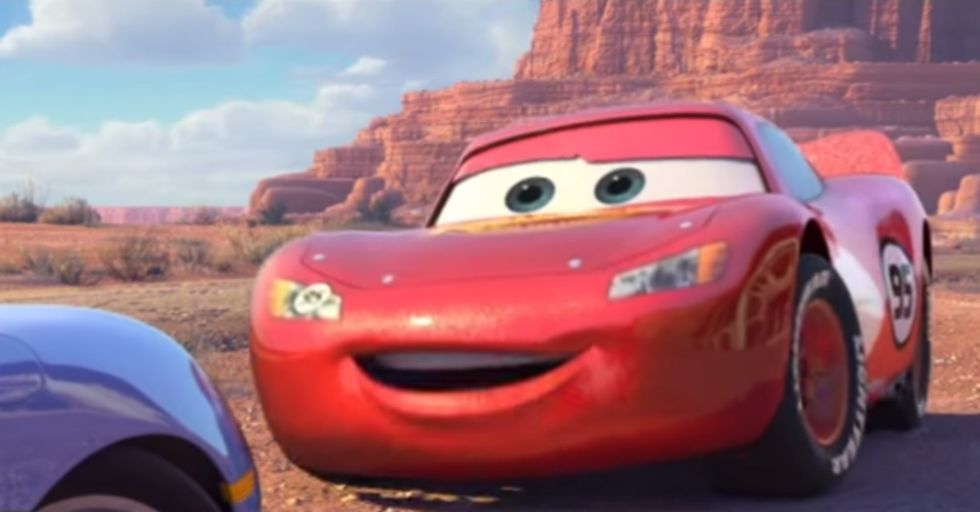 Personifying Cars Stumps Everyone, Even Pixar