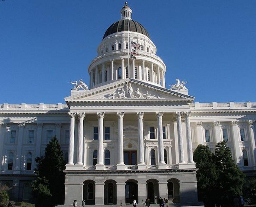 California Might Finally Make Vaccinations Mandatory