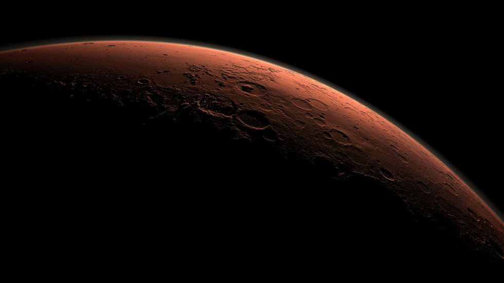 Lab-Made Terraforming Organisms Could Make Life on Mars Possible
