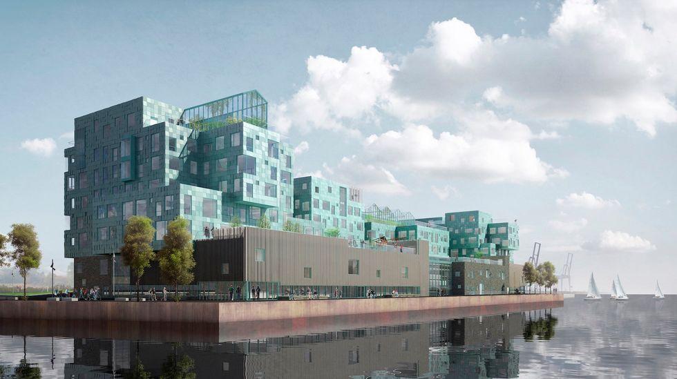 Denmark's New Eco-Friendly School is a Marvel of Solar Science