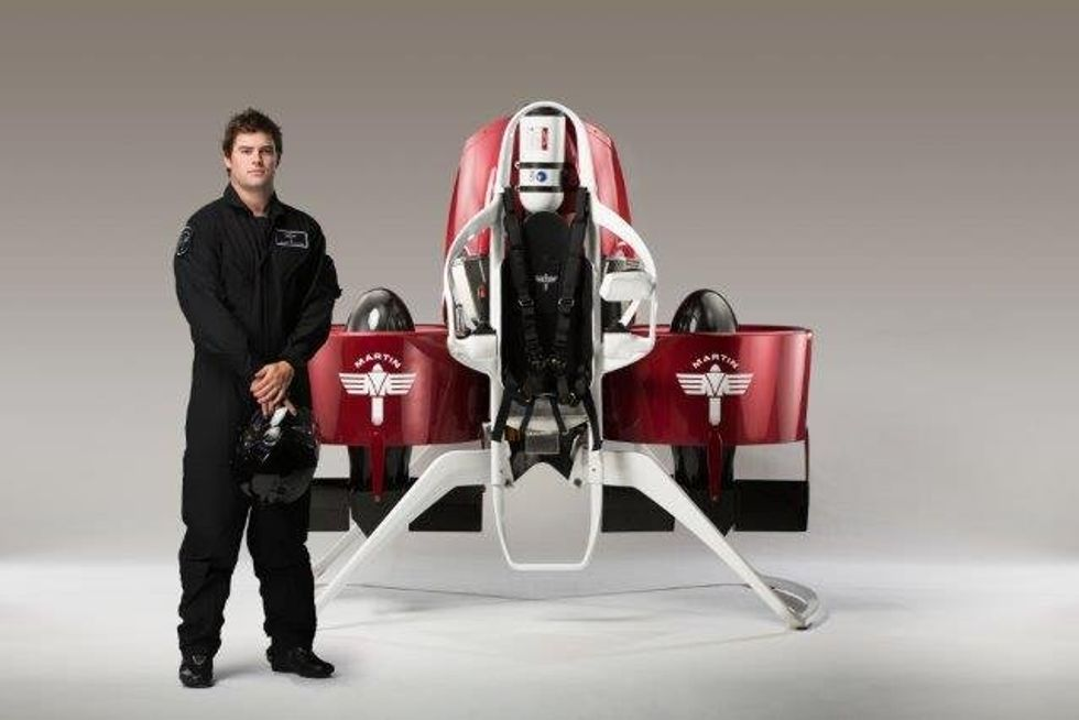 Starting 2016 We'll Be Able to Buy Those Jetpacks We Were Promised