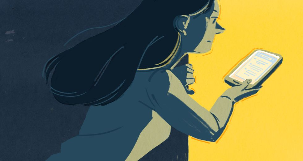 How One Website Is Changing the Way Women Fight Domestic Violence