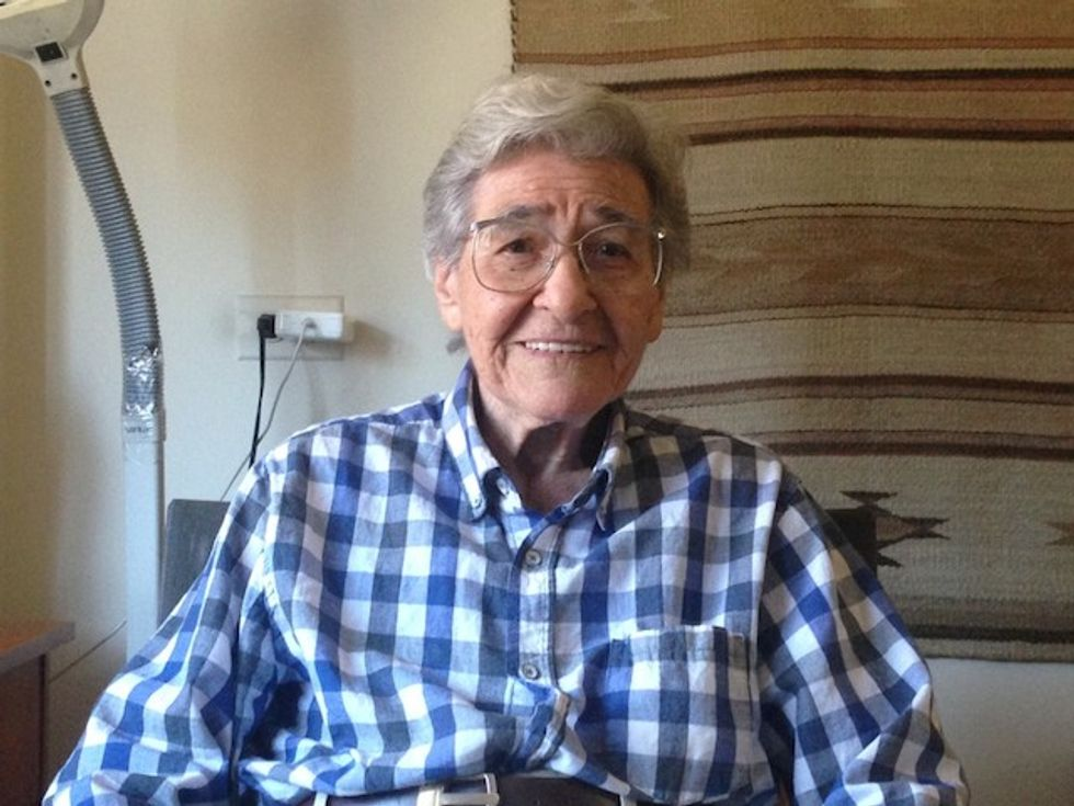 Hear What This 97-Year-Old Lesbian Has To Say About Gay Marriage