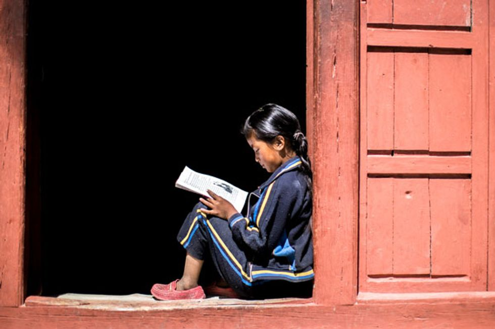 No Classroom? That's a Problem. What Learning Looks Like in Post-Earthquake Nepal
