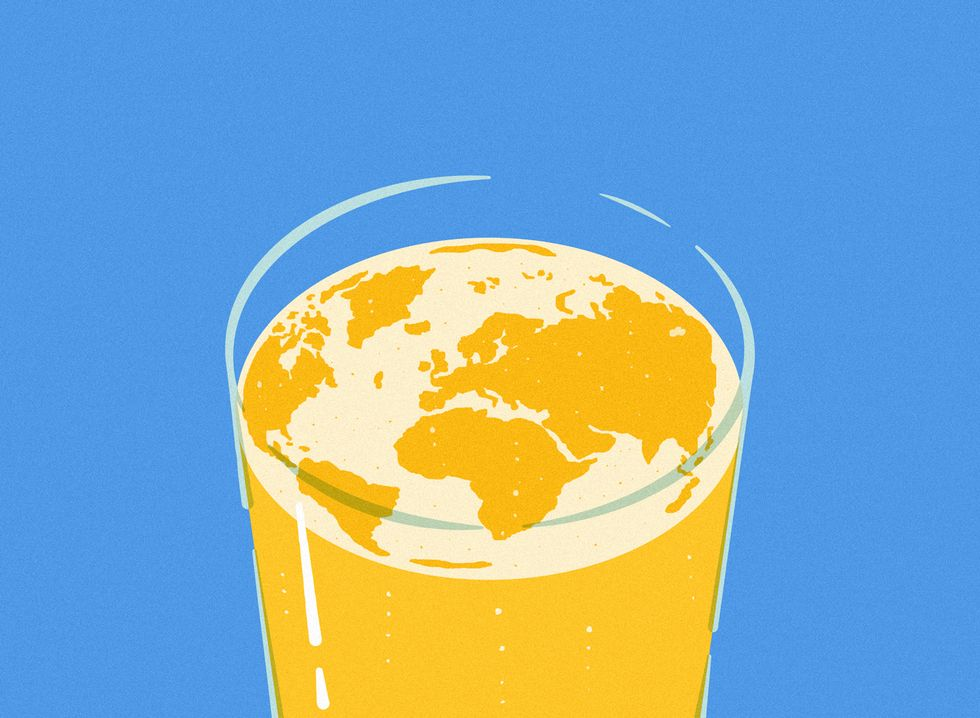 Is the Beer You're Drinking Problematic?