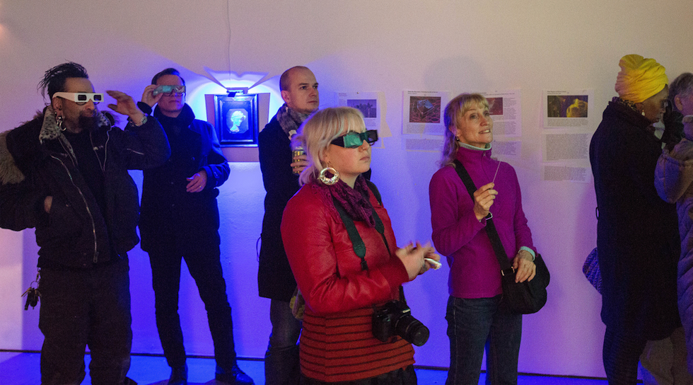 Go Inside the Haunted Museum Getting Jaded New Yorkers Excited About Holographic Art