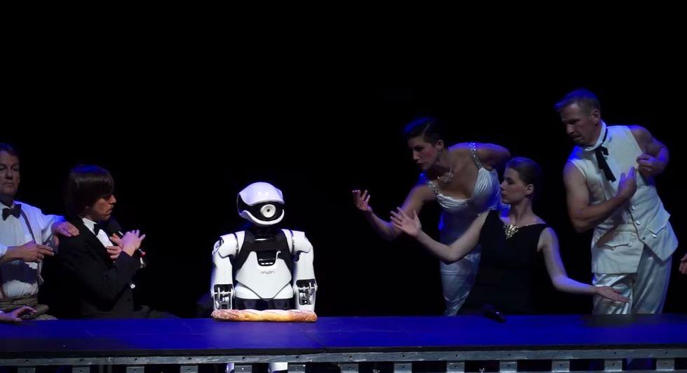 Meet the Robot Opera Star Expanding a Classic Art Form