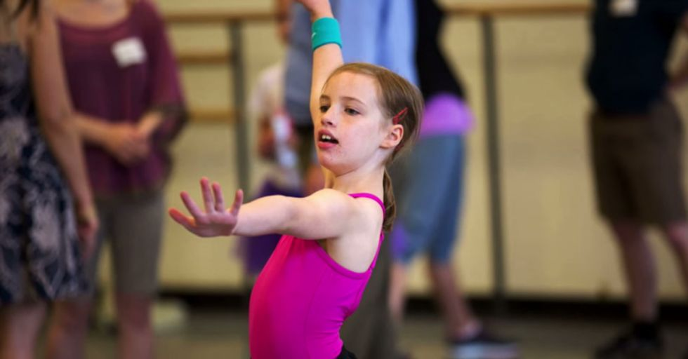 A Mom Asked the NYC Ballet for a Special Program for Her Kid. Their Response Was Wonderful.