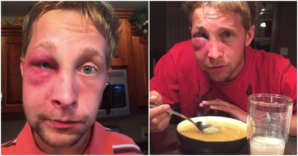 Teen With Asperger's Beaten By Gang Gets Revenge in a Really Cool Way