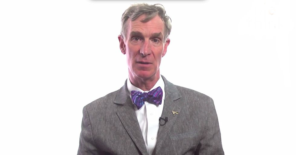 Bill Nye Explains Why Homosexuality Is Perfectly Natural