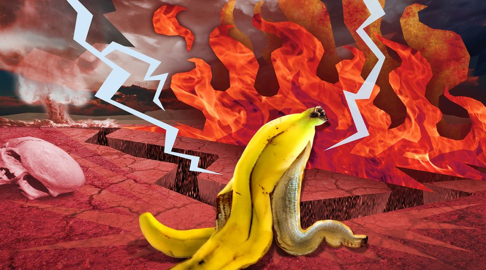 How GMOs Offer Unexpected Salvation from a Potential Banana Apocalypse