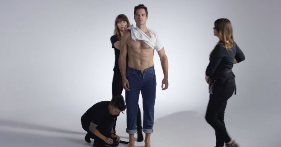 100 Years of Men's Fashion in Three Minutes