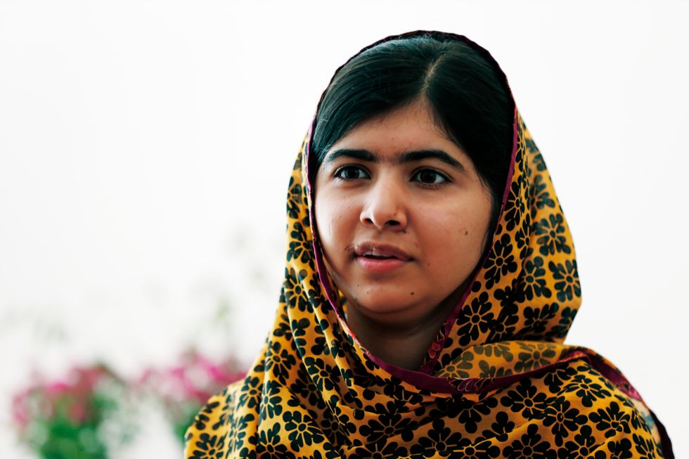 Malala Yousafzai Celebrates Her Birthday in the Best Way Possible