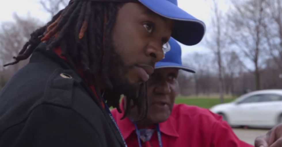 This Program Employs Veterans to Get Chicago Kids to School Safely