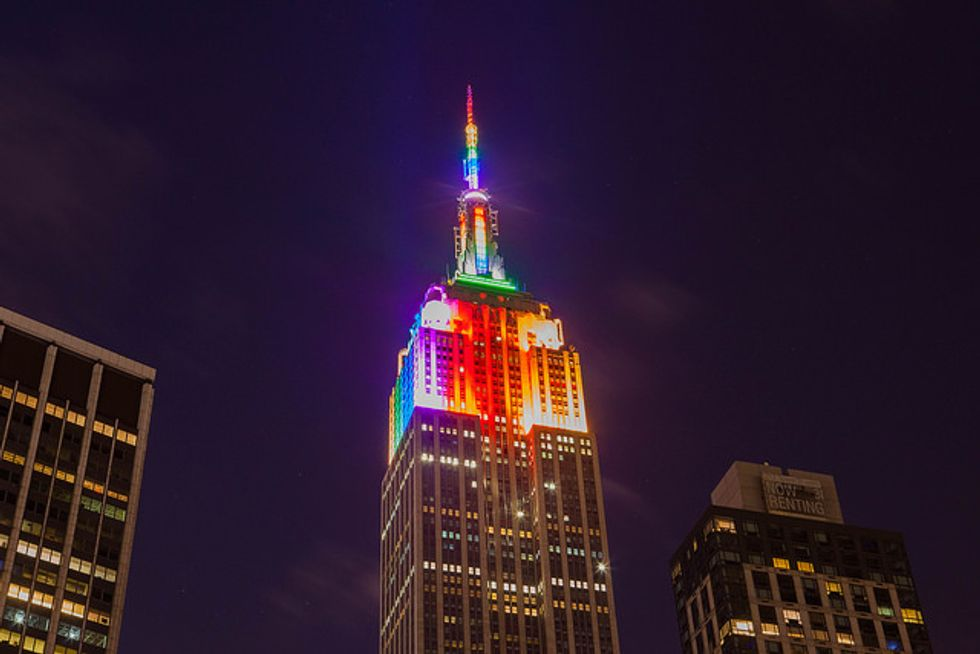 U.S. Agency Makes a Big Move for LGBTQ Rights in the Workplace