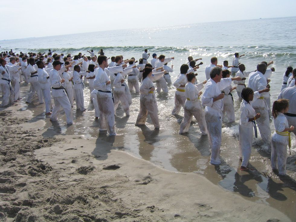 Arab and Israeli Martial Artists Join Together to Fight for Peace