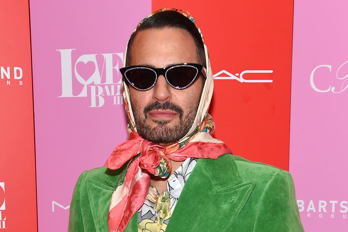 Marc Jacobs' Headscarves Channel Old Hollywood Chic