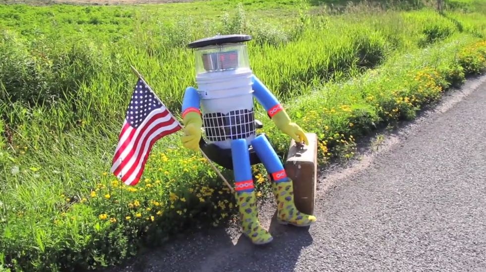 What This Hitchhiking Robot Can Teach Us About Ourselves