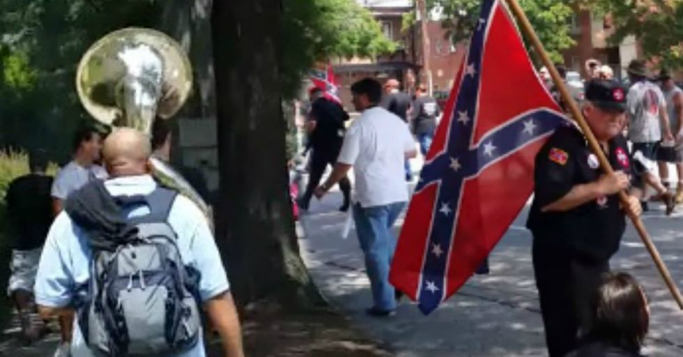 Musician Turns KKK March Into a Hilariously Cartoonish Joke