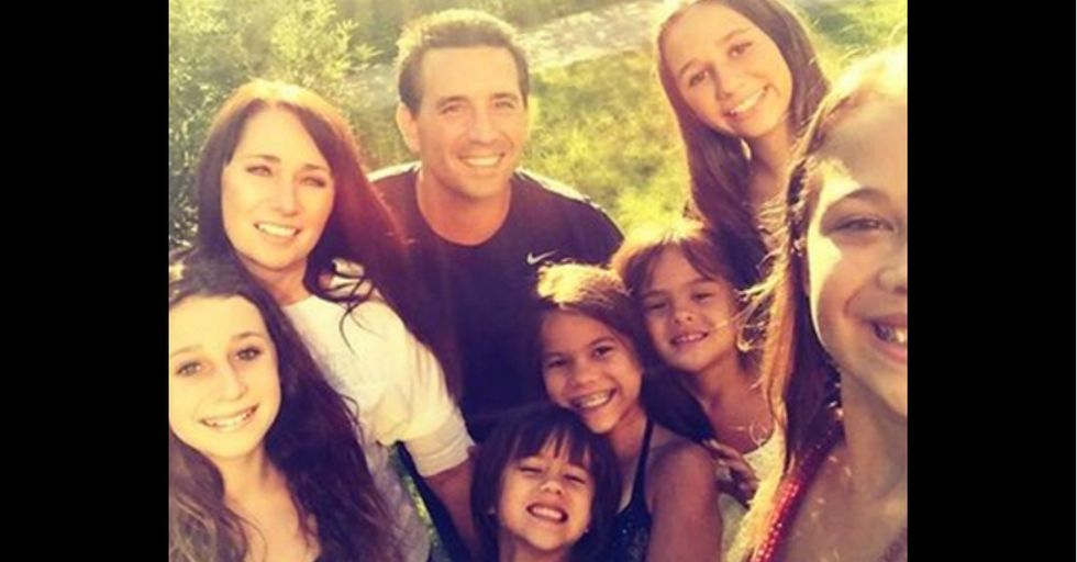 Mom Keeps Amazing Promise to Adopt Dying Best Friend's Four Daughters