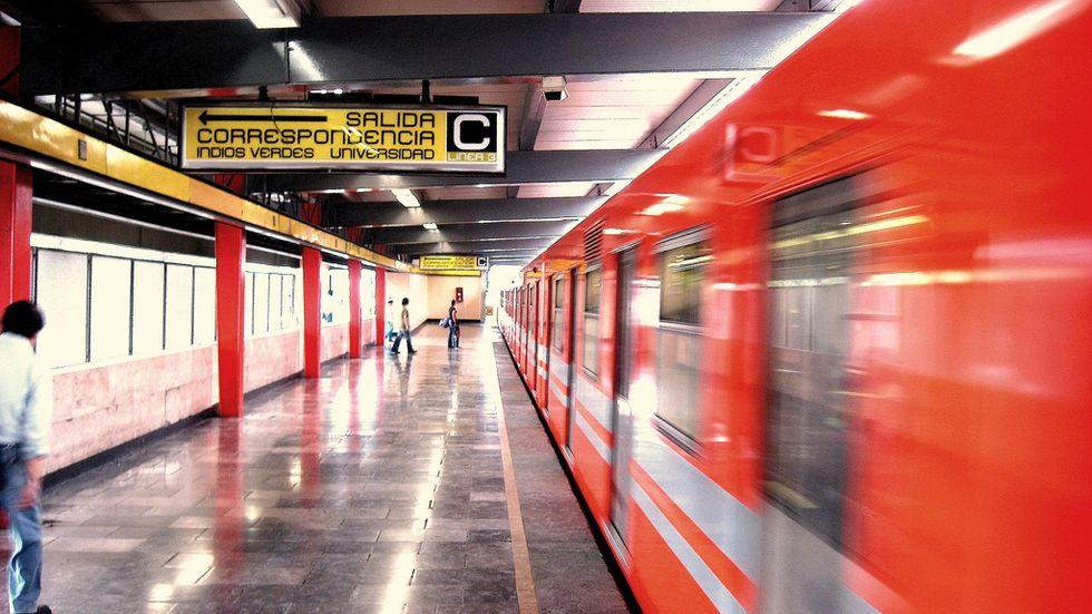 Mexico City Rewards Subway Platform Squats with Free Train Tickets