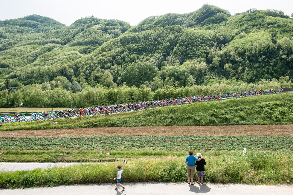 The Confounding Charm of the Tour of Italy