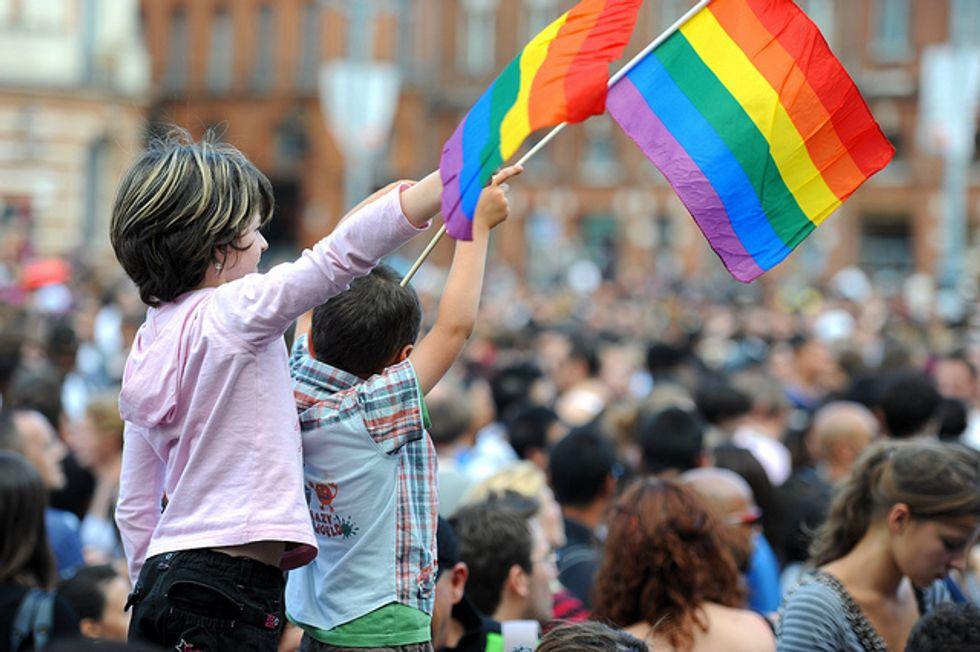 Public High School Introduces Groundbreaking LGBT History Course