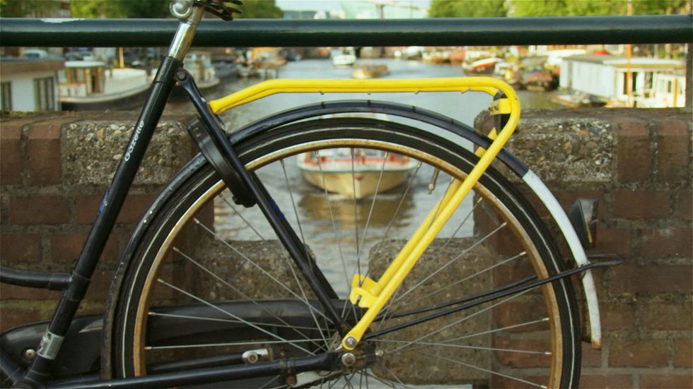 This Simple Bike Rack Turns Cyclists Into Unofficial City Ambassadors