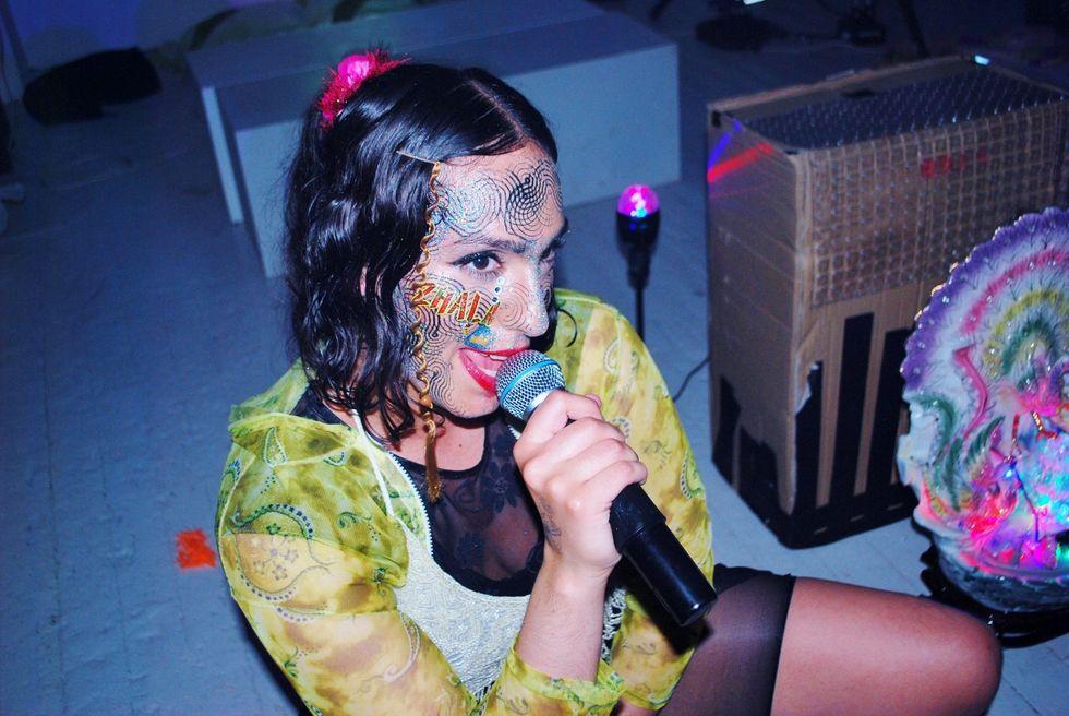 Meet Zhala, the Queer Kurdish Pop Singer Taking the Swedish Music Scene By Storm
