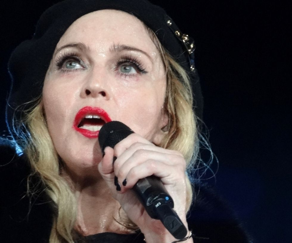 Madonna Won't Perform in Russia Because of Country's Homophobic Laws