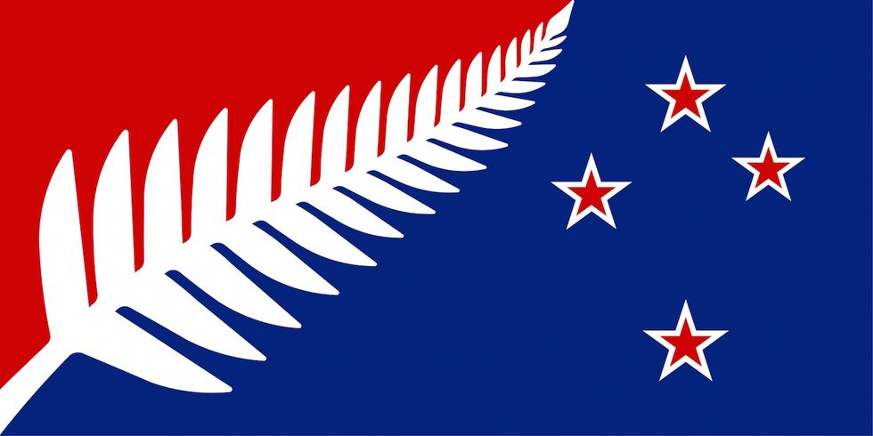 Which One of These Designs Will Become New Zealand's Next Flag?
