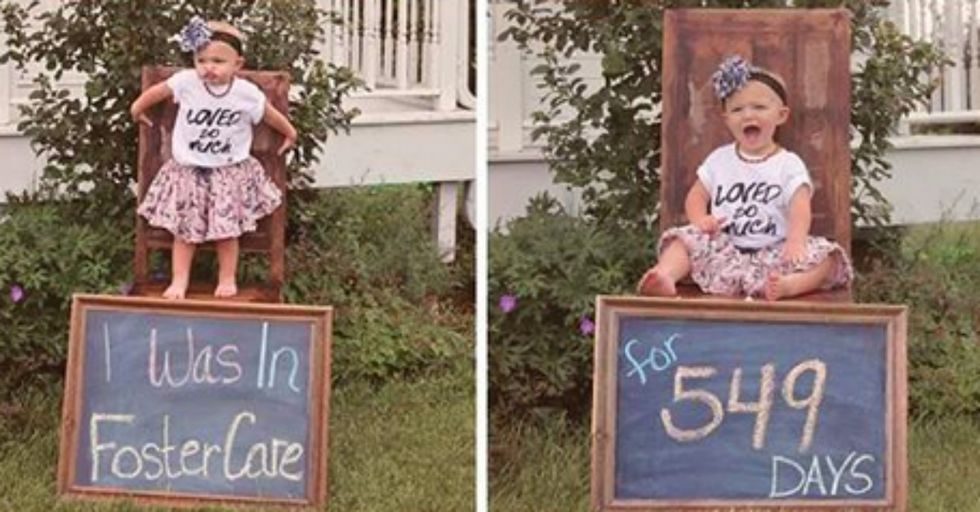 Beautiful Photo Campaign Raises Adoption Awareness in a Big Way