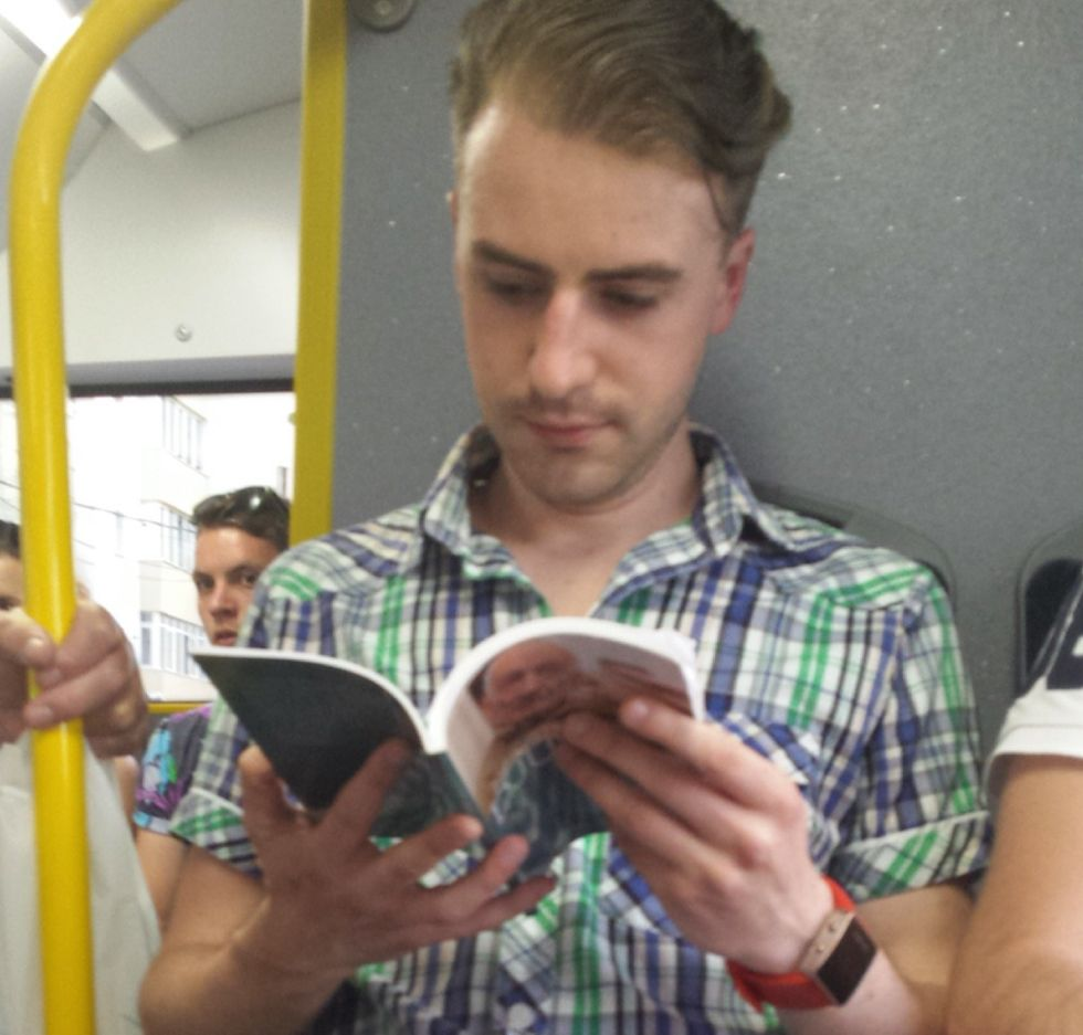 This City Offered Free Public Transportation to Anyone Reading a Book on the Bus