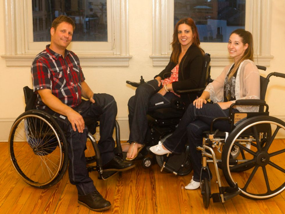 Meet the Woman Making Functional Fashion for People in Wheelchairs