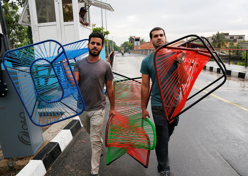 Revitalizing Cuban Design, One Chair at a Time