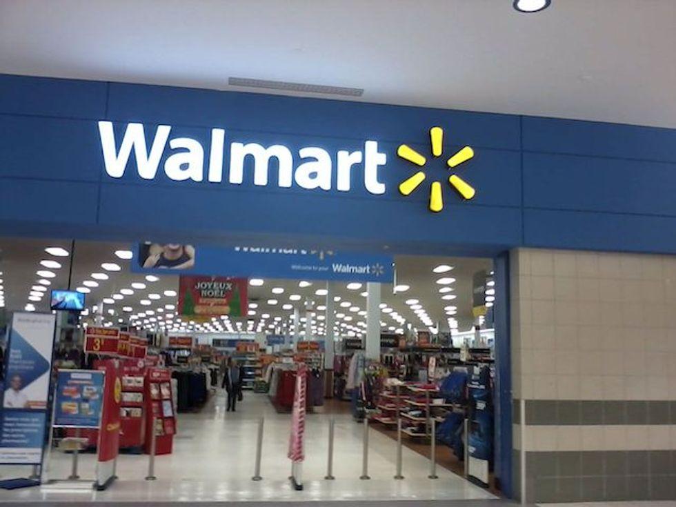 Walmart Will No Longer Sell Assault Rifles