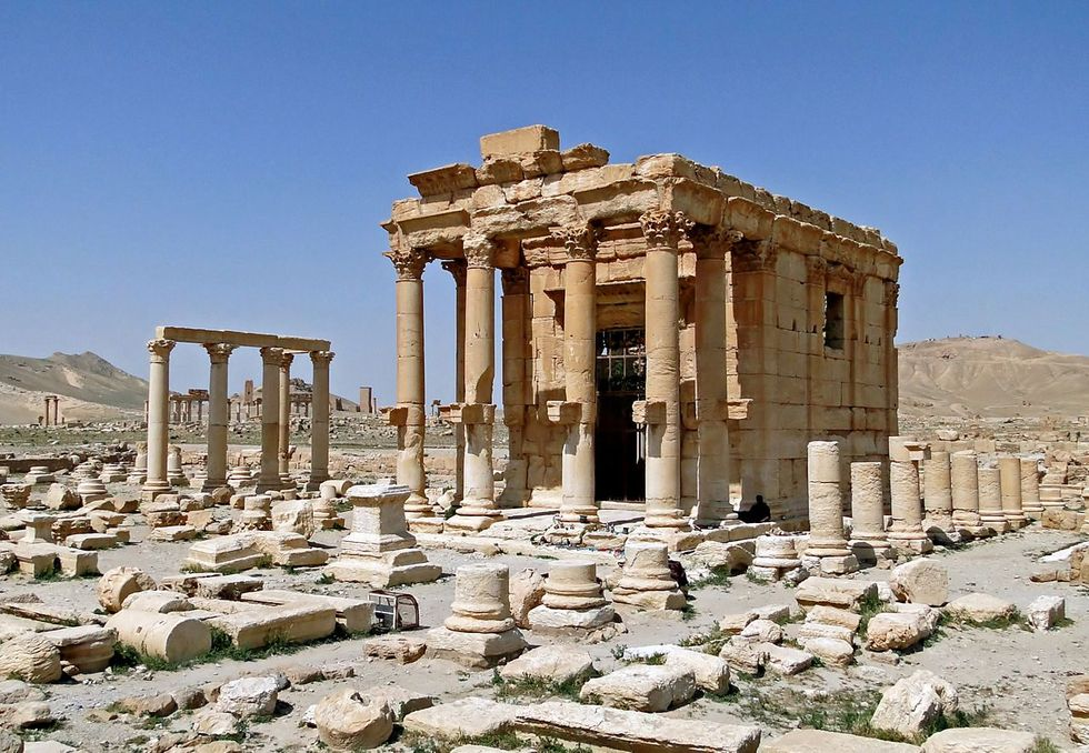 A New Weapon in the Fight Against ISIS' Archeological Destruction: 3D Cameras