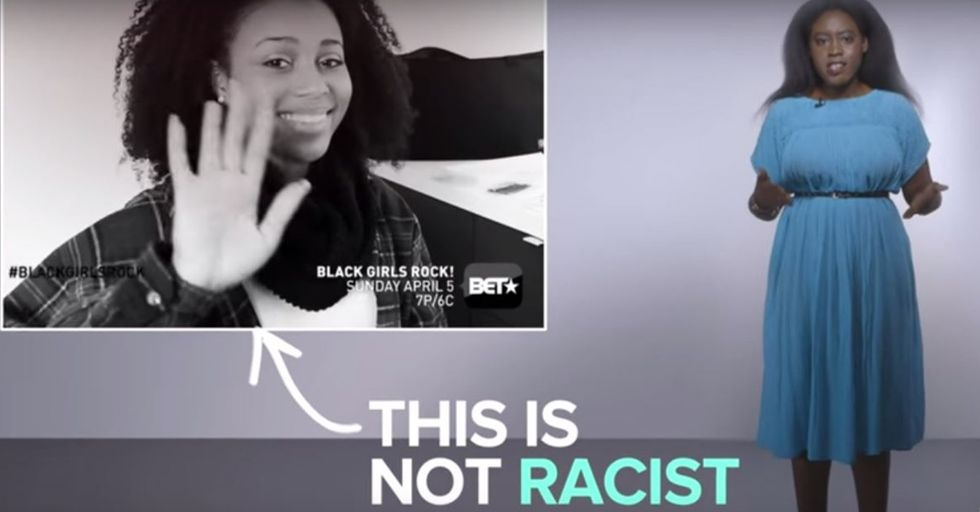 "Two-Minute Video Proves Reverse Racism to Be a ""Giant Lie"""