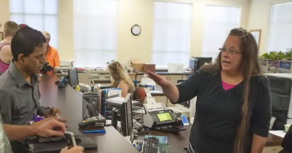 Kim Davis Supporters Will Have a Hard Time Raising Money Online