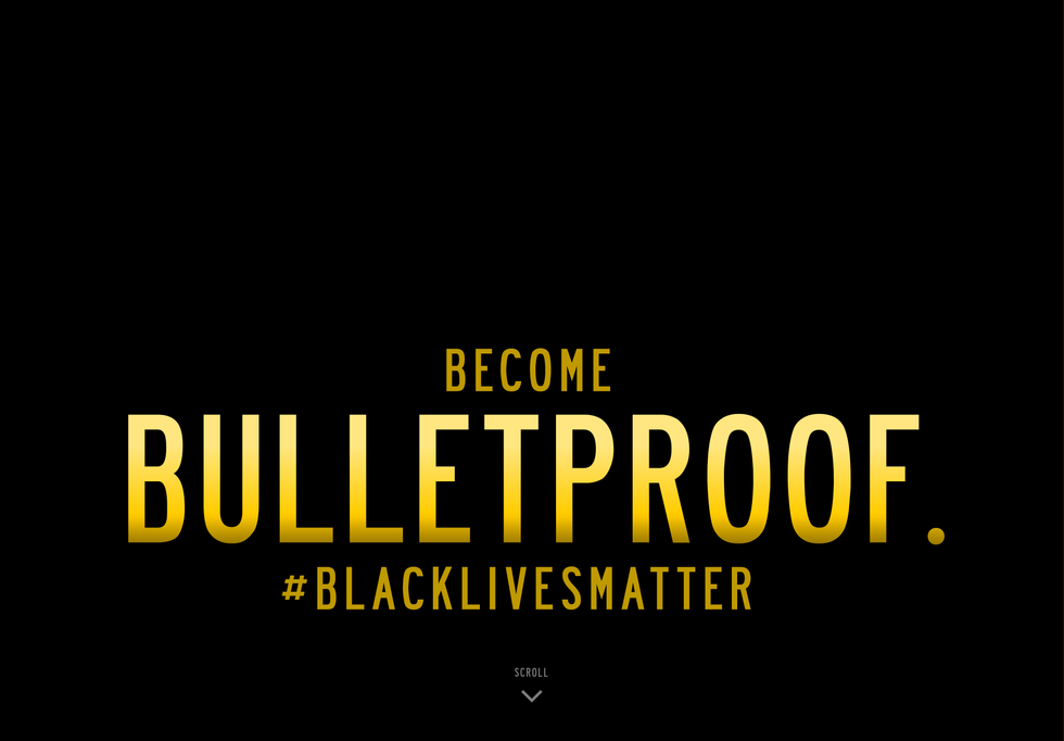 A New Book Teaches Students That #BlackLivesMatter