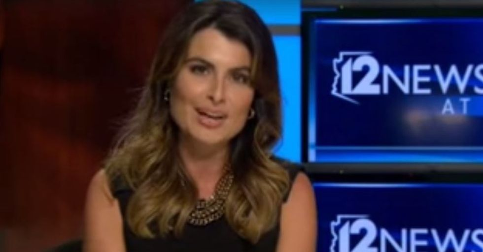 Arizona Newscaster Defends Herself for Properly Pronouncing Spanish Words