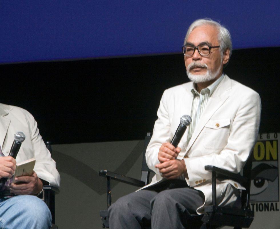 Legendary Animator Hayao Miyazaki to Create a Remote Nature Sanctuary for Children