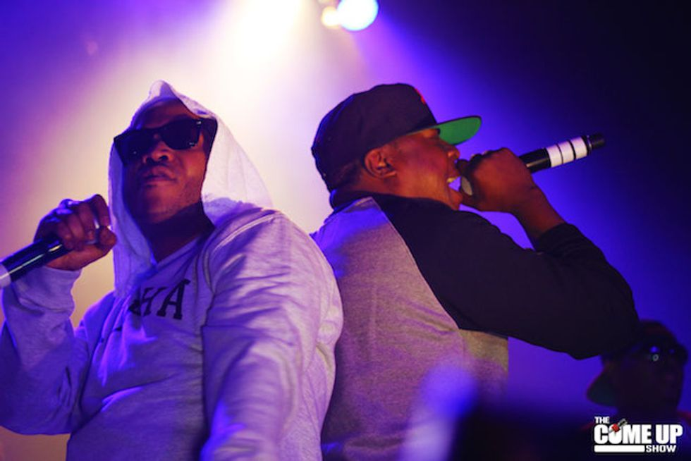 Jadakiss and Styles P To Open Chain of Healthy Juice Bars in Low-Income Communities