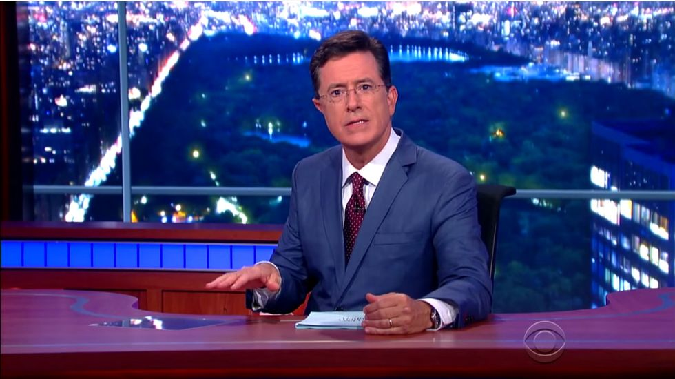 Stephen Colbert and the Challenge of Reinvention in Front of a Live Studio Audience