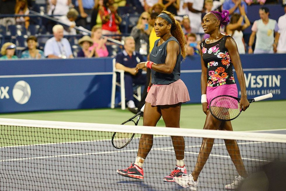 7 (Other) Sister Duos Who Rule the Sports World