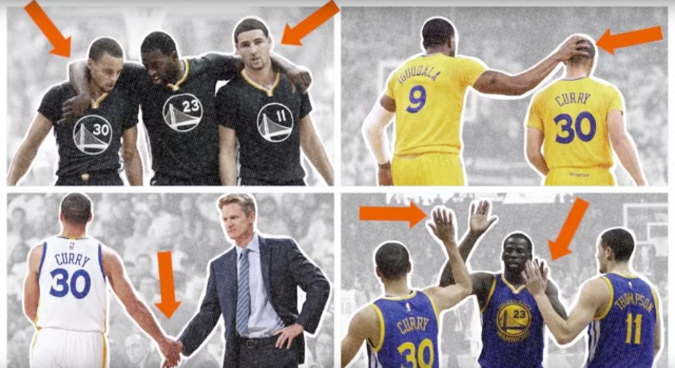 Study Shows High Fives Translate to Wins in Sports