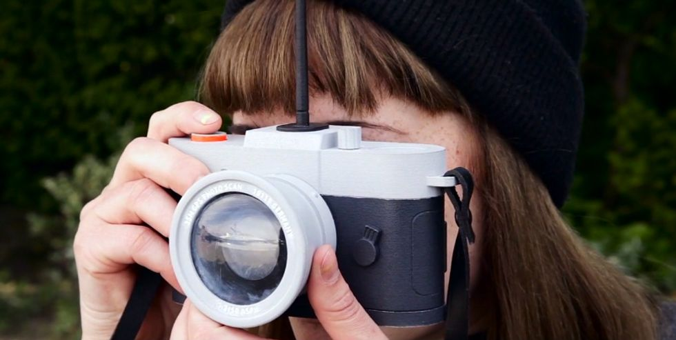 Could This Camera Save You From Taking Clichéd Photographs?