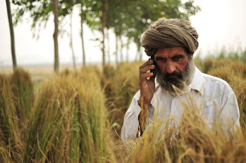India's Rural Farmers Struggle to Read and Write  Here's How