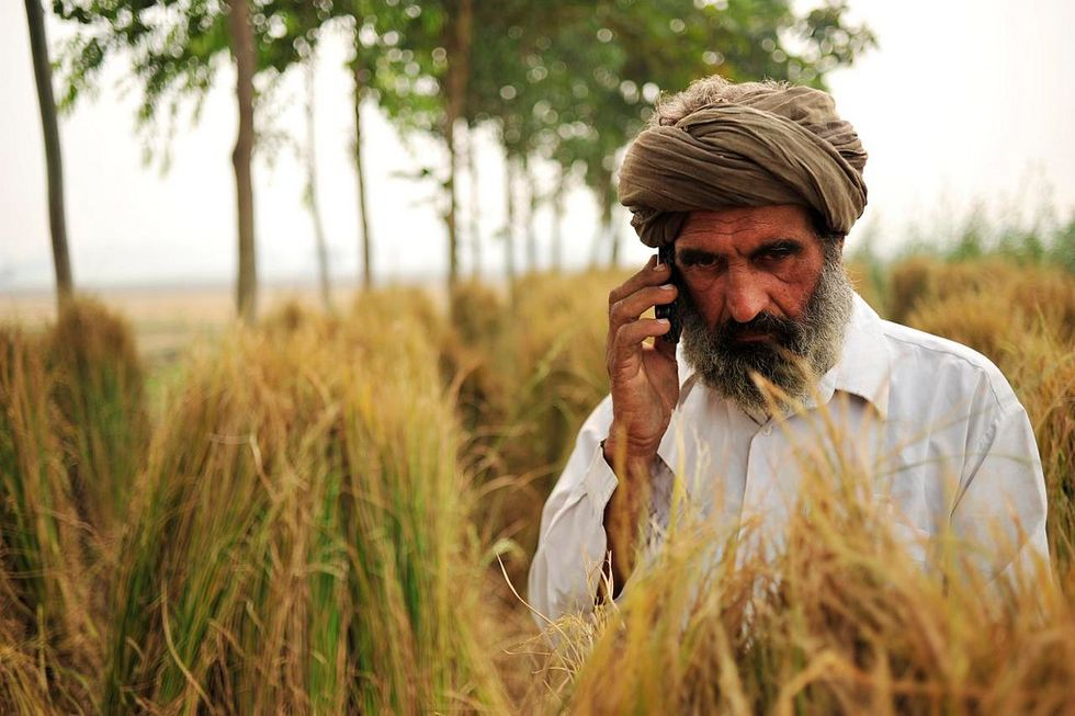 "India's Rural Farmers Struggle to Read and Write. Here's How ""AgriApps"" Might Change That."