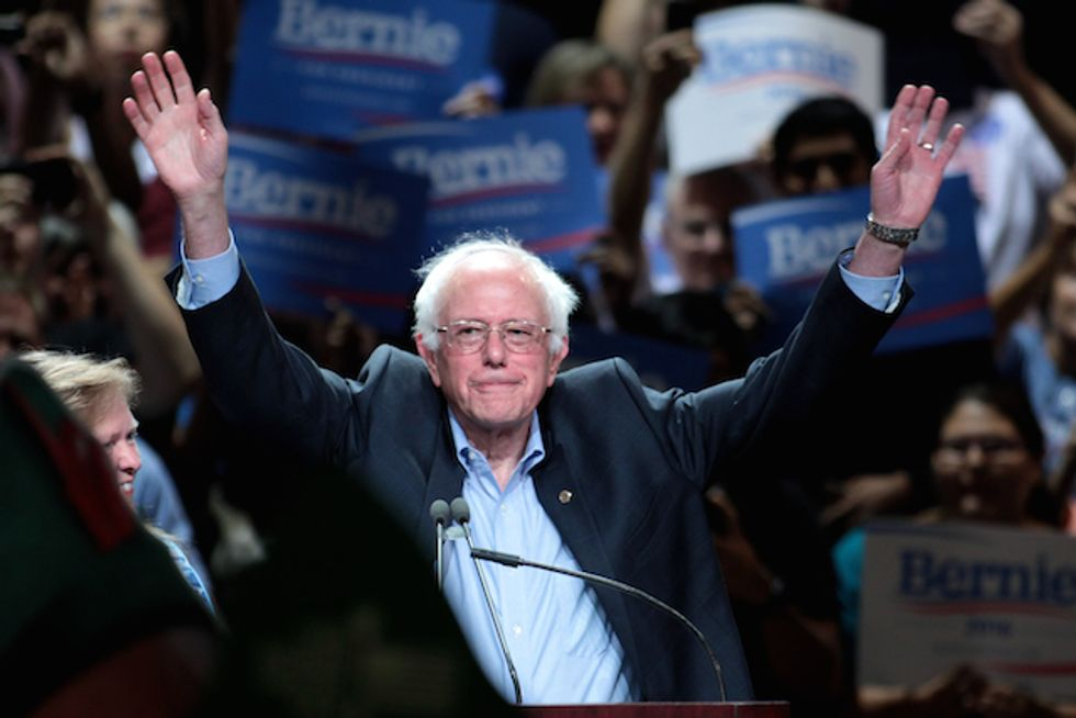 Why This Evangelical Pastor Now Supports Bernie Sanders